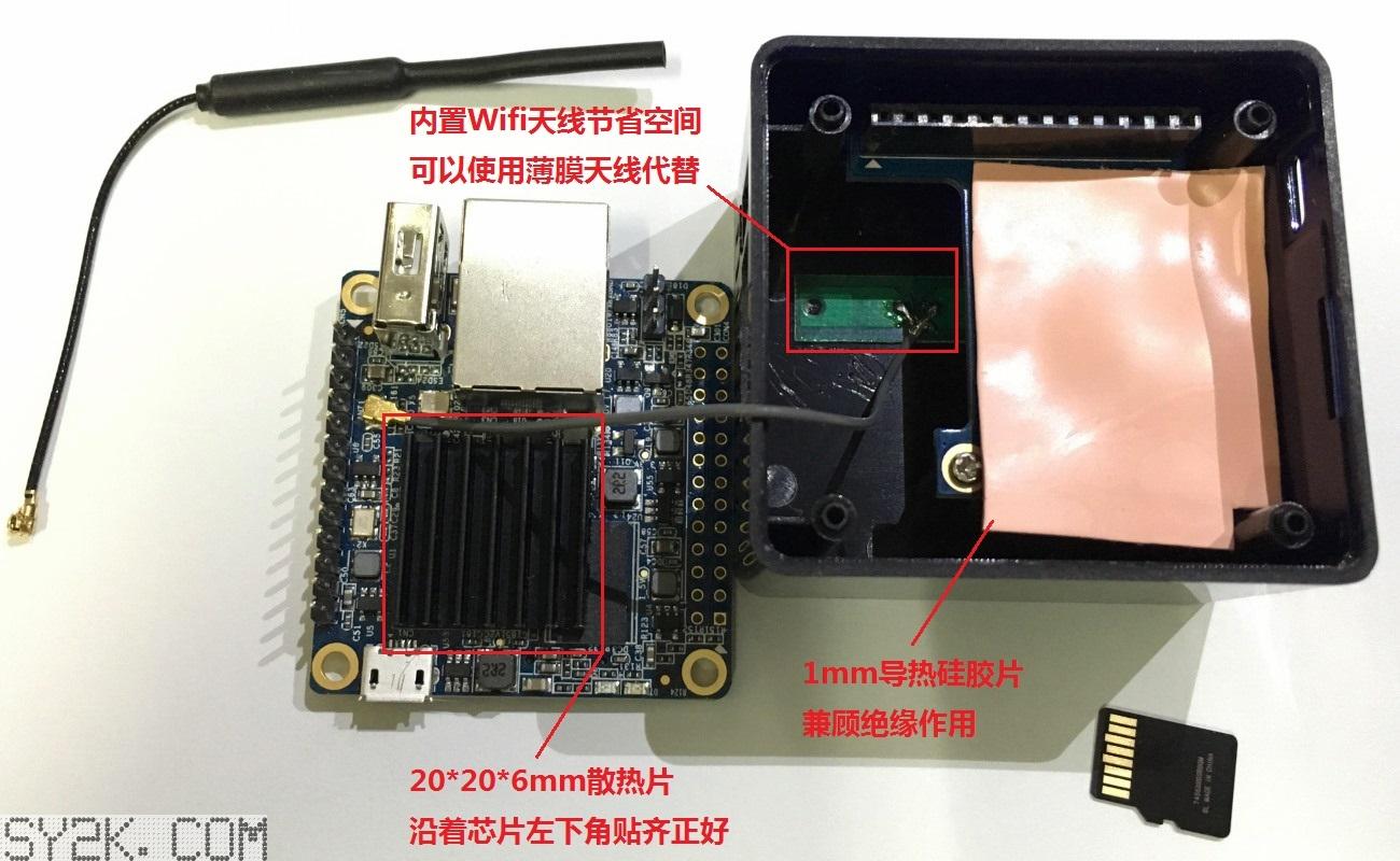 OrangePi Zero Plus H5 Review – IFU