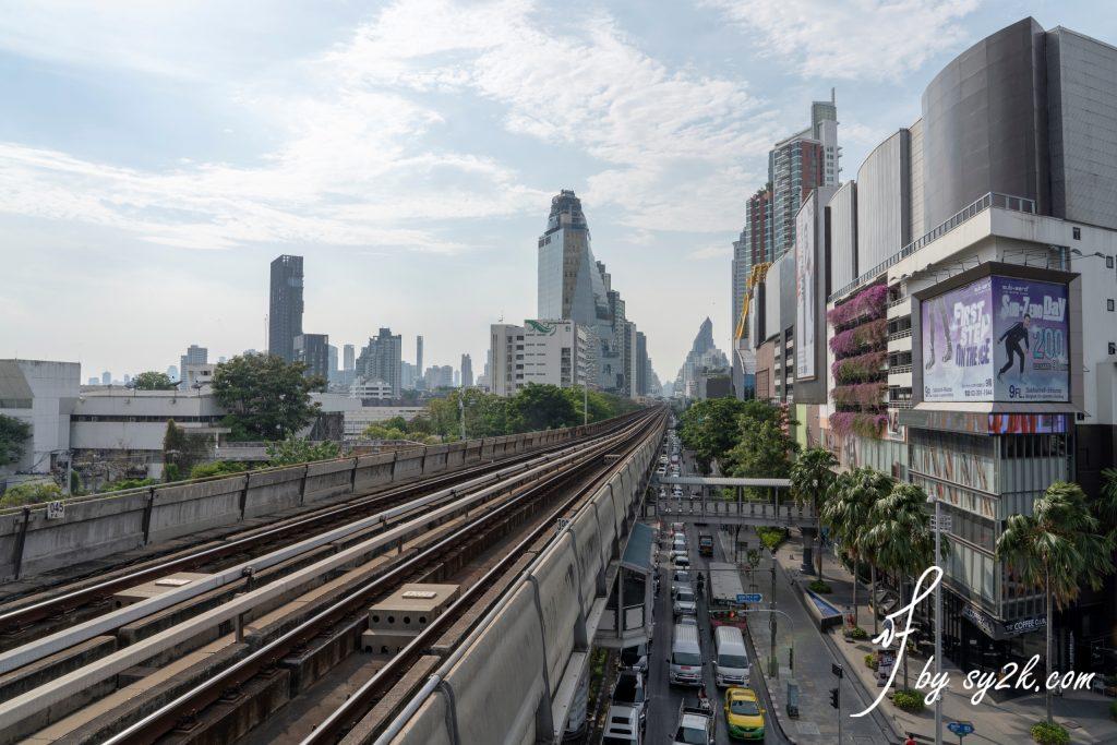 曼谷地铁站BTS