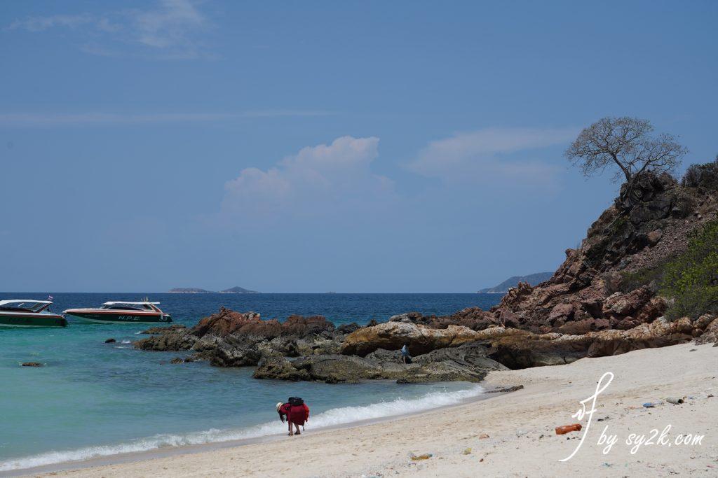 Samae Beach 格兰岛/珊瑚島