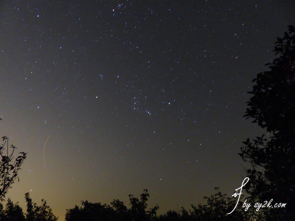紫蓬山观星