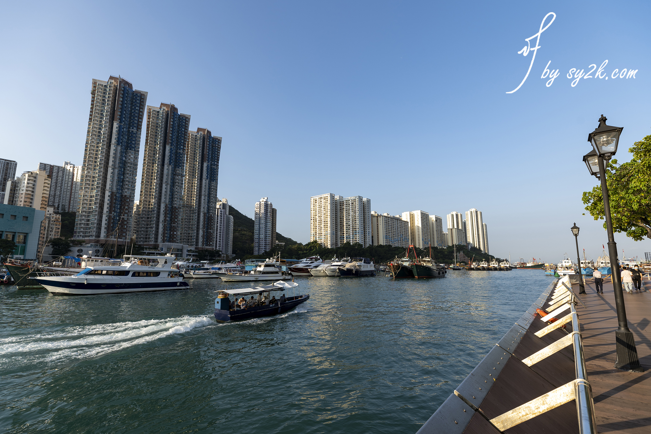 香港仔碼頭